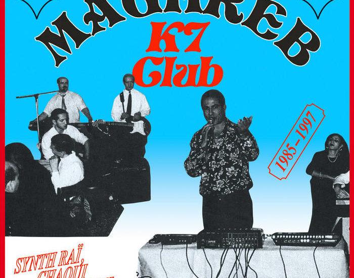 Maghreb K7 club | Conférence musicale et scène ouverte
